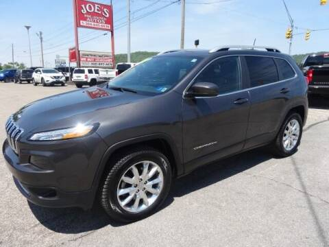 2017 Jeep Cherokee for sale at Joe's Preowned Autos in Moundsville WV