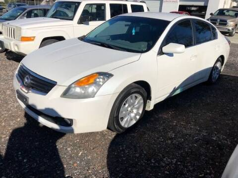 2009 Nissan Altima for sale at Harley's Auto Sales in North Augusta SC