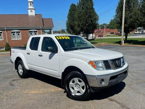 2007 Nissan Frontier for sale at Mike's Wholesale Cars in Newton NC