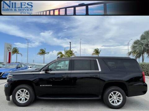 2017 Chevrolet Suburban for sale at Niles Sales and Service in Key West FL