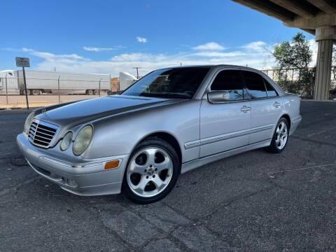 2002 Mercedes-Benz E-Class for sale at MT Motor Group LLC in Phoenix AZ