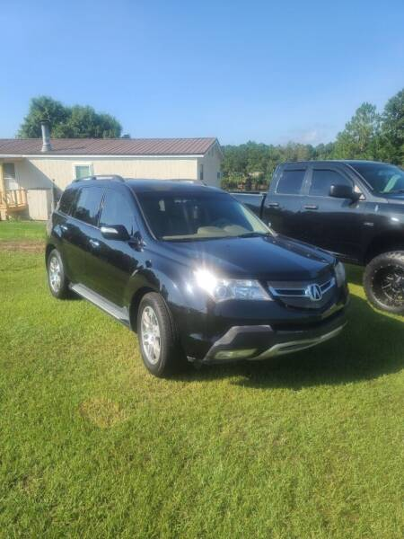 2007 Acura MDX for sale at Lakeview Auto Sales LLC in Sycamore GA