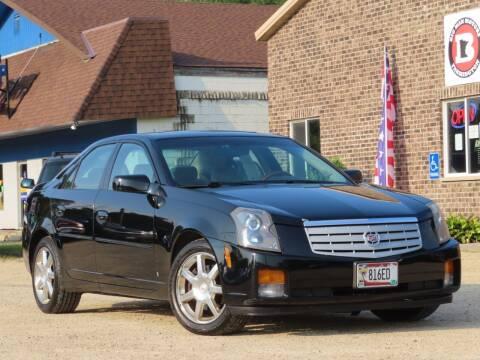 2007 Cadillac CTS for sale at Big Man Motors in Farmington MN