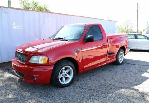 1999 Ford F-150 SVT Lightning for sale at Queen City Classics in West Chester OH