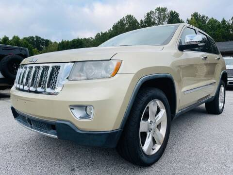 2011 Jeep Grand Cherokee for sale at Classic Luxury Motors in Buford GA