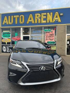 2016 Lexus ES 350 for sale at Auto Arena in Fairfield OH
