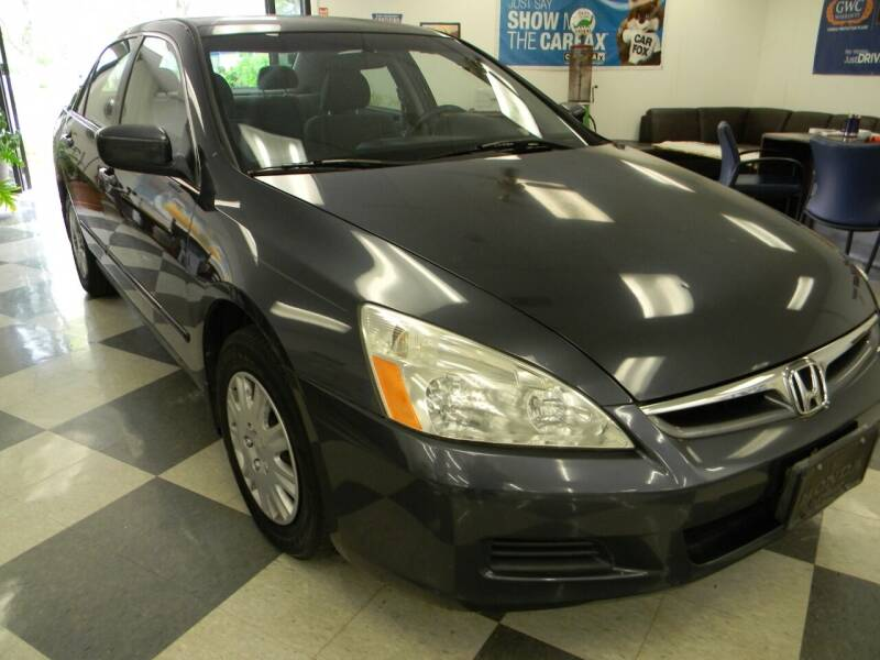 2007 Honda Accord for sale at Lindenwood Auto Center in St.Louis MO