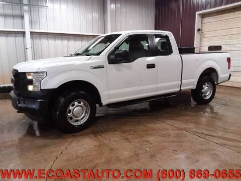 2017 Ford F-150 for sale at East Coast Auto Source Inc. in Bedford VA