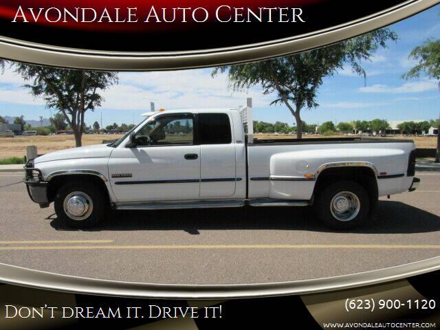 1998 Dodge Ram Pickup 3500 for sale at Avondale Auto Center in Avondale AZ