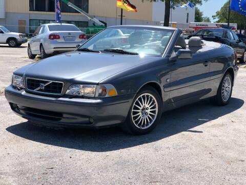 2004 Volvo C70 for sale at Pro Cars Of Sarasota Inc in Sarasota FL