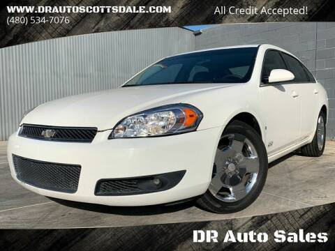 2008 Chevrolet Impala for sale at DR Auto Sales in Scottsdale AZ