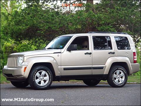 2010 Jeep Liberty for sale at M2 Auto Group Llc. EAST BRUNSWICK in East Brunswick NJ