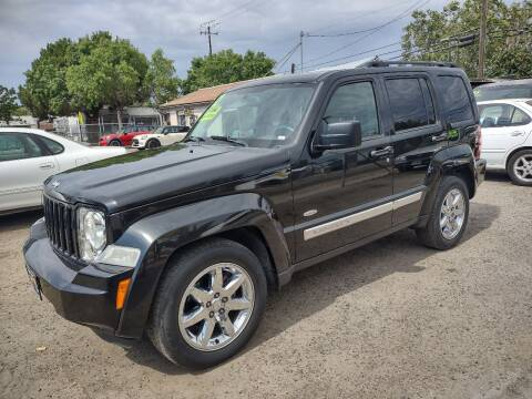 2012 Jeep Liberty for sale at Larry's Auto Sales Inc. in Fresno CA