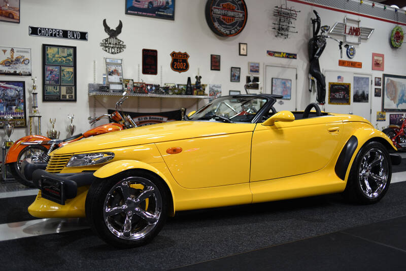 2002 Chrysler Prowler for sale at Crystal Motorsports in Homosassa FL