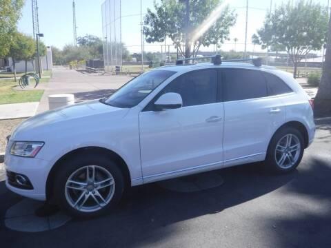 2015 Audi Q5 for sale at J & E Auto Sales in Phoenix AZ