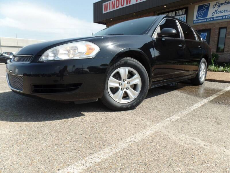 2014 Chevrolet Impala Limited for sale at Flywheel Motors, llc. in Olive Branch MS