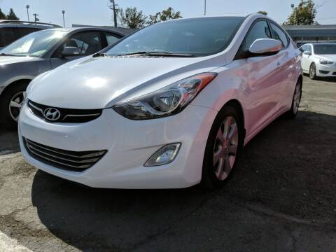 2013 Hyundai Elantra for sale at Best Deal Auto Sales in Stockton CA