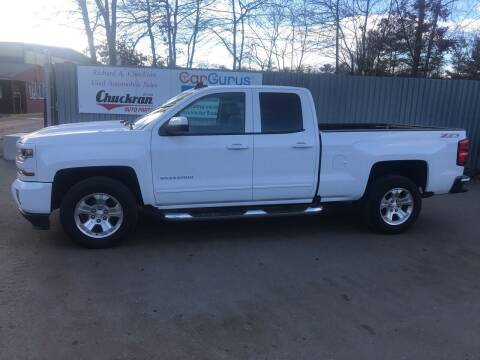 2017 Chevrolet Silverado 1500 for sale at Chuckran Auto Parts Inc in Bridgewater MA