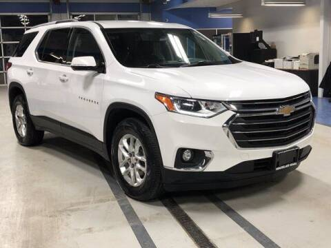 2018 Chevrolet Traverse for sale at Simply Better Auto in Troy NY
