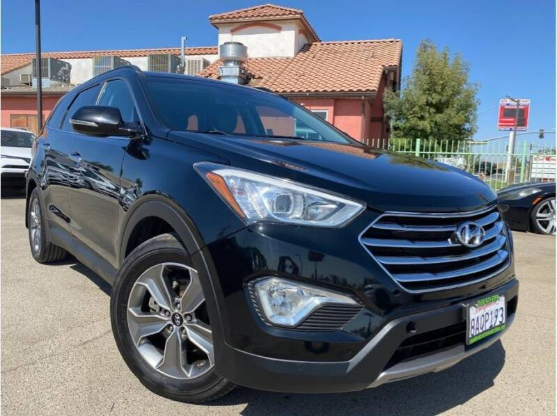 2014 Hyundai Santa Fe for sale at MADERA CAR CONNECTION in Madera CA