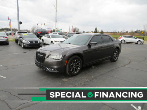 2015 Chrysler 300 for sale at A to Z Auto Financing in Waterford MI