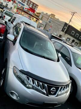 2009 Nissan Murano for sale at White River Auto Sales in New Rochelle NY