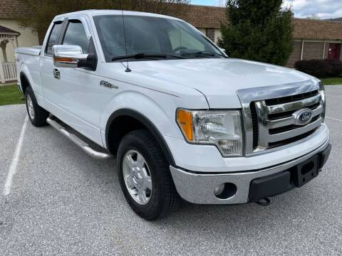 2010 Ford F-150 for sale at CROSSROADS AUTO SALES in West Chester PA