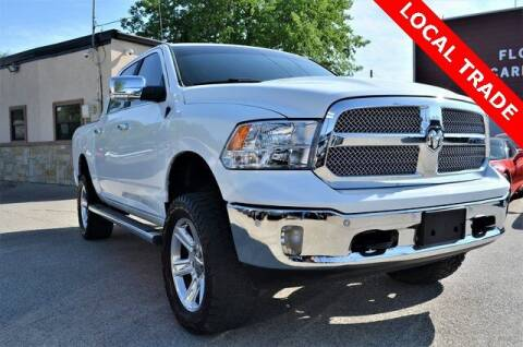 2017 RAM Ram Pickup 1500 for sale at LAKESIDE MOTORS, INC. in Sachse TX