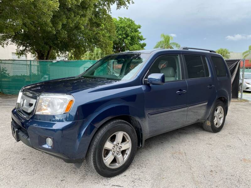 2010 Honda Pilot for sale at Florida Automobile Outlet in Miami FL
