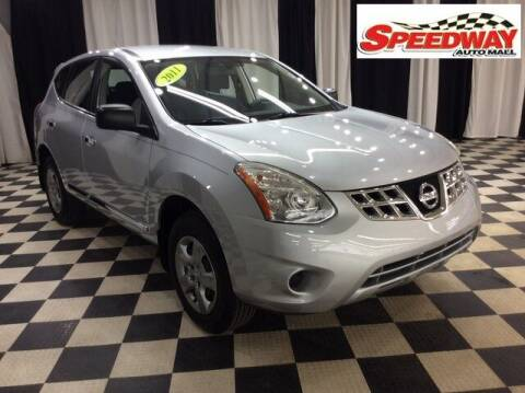 2011 Nissan Rogue for sale at SPEEDWAY AUTO MALL INC in Machesney Park IL