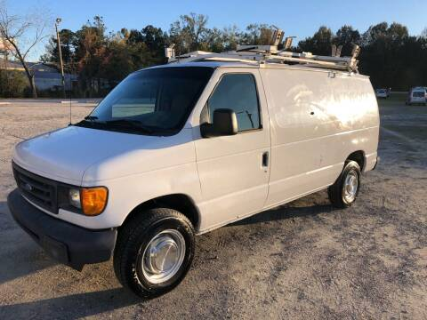 2006 Ford E-Series Cargo for sale at Hwy 80 Auto Sales in Savannah GA