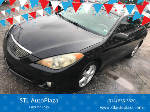 2004 Toyota Camry Solara for sale at STL AutoPlaza in Saint Louis MO