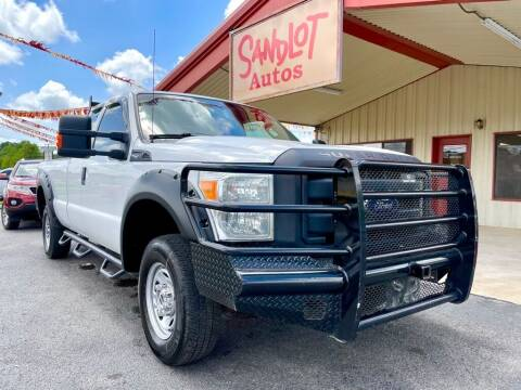 2014 Ford F-250 Super Duty for sale at Sandlot Autos in Tyler TX