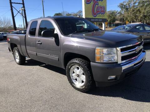 2011 Chevrolet Silverado 1500 for sale at Auto Cars in Murrells Inlet SC