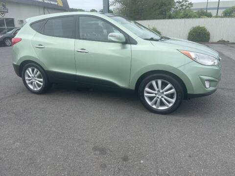 2010 Hyundai Tucson for sale at Postorino Auto Sales in Dayton NJ