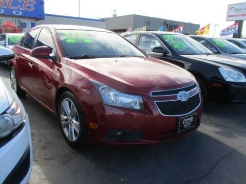2014 Chevrolet Cruze for sale at CAR SOURCE OKC in Oklahoma City OK