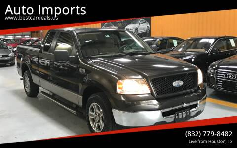2006 Ford F-150 for sale at Auto Imports in Houston TX