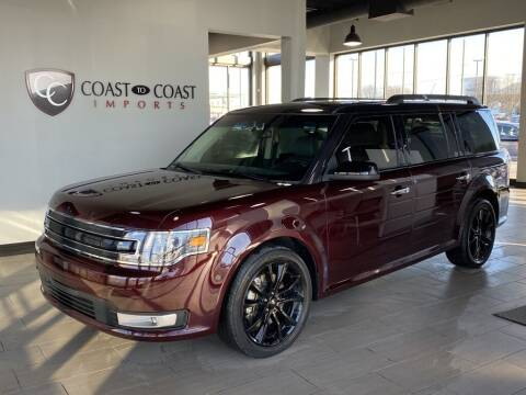 2019 Ford Flex for sale at Coast to Coast Imports in Fishers IN