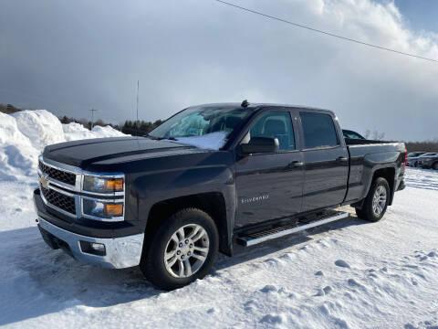 2014 Chevrolet Silverado 1500 for sale at Riverside Motors in Glenfield NY