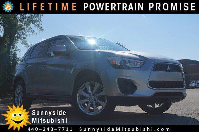 2013 Mitsubishi Outlander Sport for sale in Middleburg Heights, OH