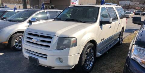 2007 Ford Expedition EL for sale at Car Guys in Lenoir NC