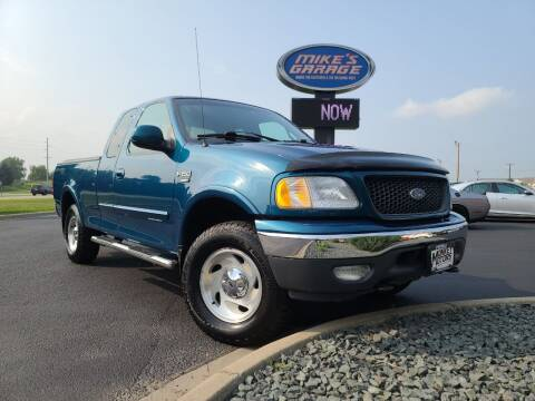 2001 Ford F-150 for sale at Monkey Motors in Faribault MN