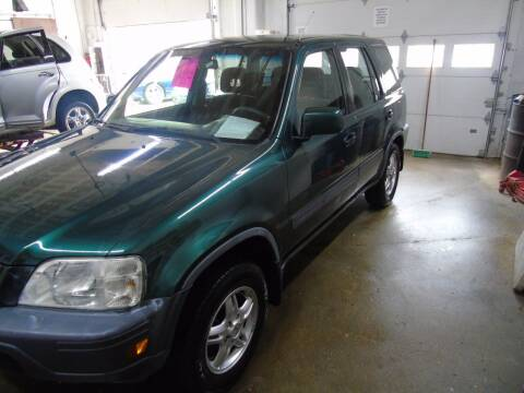 2000 Honda CR-V for sale at C&C AUTO SALES INC in Charles City IA