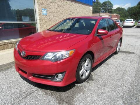 2014 Toyota Camry for sale at Southern Auto Solutions - Georgia Car Finder - Southern Auto Solutions - 1st Choice Autos in Marietta GA