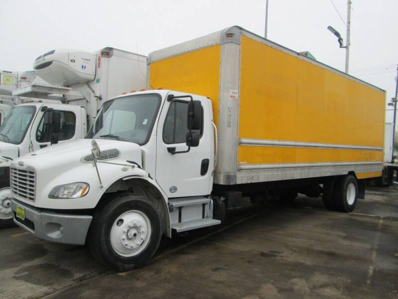 2016 Freightliner M2 106 for sale at Pasadena Auto Planet - 9172 North Freeway in Houston TX