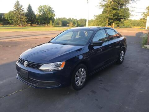 2014 Volkswagen Jetta for sale at Lux Car Sales in South Easton MA