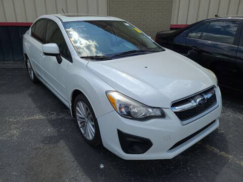 2013 Subaru Impreza for sale at ARP in Waukesha WI