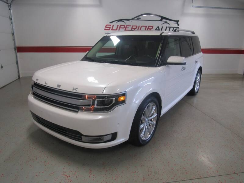 2018 Ford Flex for sale at Superior Auto Sales in New Windsor NY