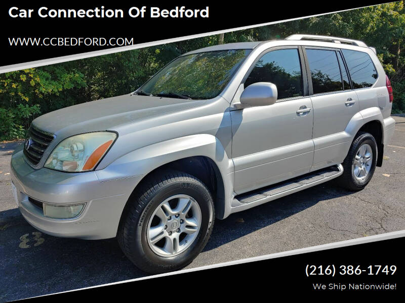 2006 Lexus GX 470 for sale at Car Connection of Bedford in Bedford OH