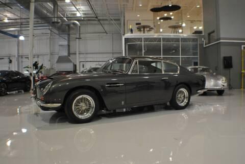 1966 Aston Martin DB6 VANTAGE SUPERLEGGERA for sale at Euro Prestige Imports llc. in Indian Trail NC